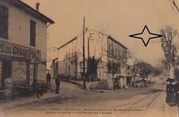 MANDELIEU THERMES. Chemin D'intérêt Communal De Mandelieu à Grasse. - France