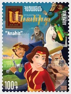 Armenië / Armenia - Postfris / MNH - Armeense Tekenfilms 2018 - Armenië