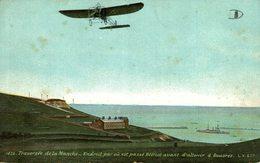 Traversée De La Manche - Aviones