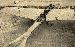 Le Monoplan Antoinette - Aviones
