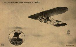 De Pischoff Sur Monolpan Werner - Aviones