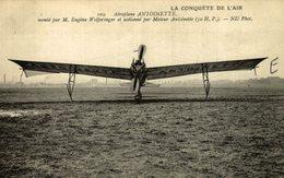 La Conquéte De L'air - Aviones