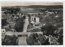 """EINVILLE """"En Avion Au-dessus De..."""" Le Canal De La Marne Au Rhin Et Le Silo. - France"""
