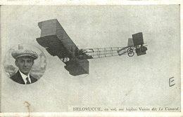 BIELOVUCCIE, SUR BIPLAN VOISIN - Aviones