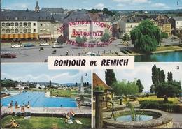 Q0063 - BONJOUR De REMICH - Luxembourg - Remich