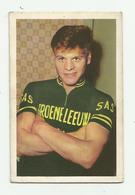 Coureur - Wielrenner  *  Chromo Vignette De Cabooter Arthur - Welden 1936 - Team Groene Leeuw - Cycling