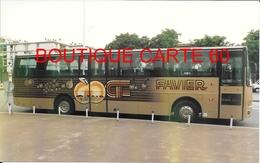 BUS AUTOBUS AUTOCAR - PHOTO 15 X 9,5 –FAVIER - 05 CEILLAC ,??? (121) - Bus & Autocars