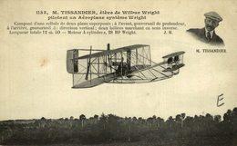 M. TISSANDIER - Aviones