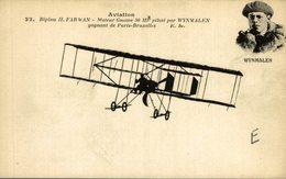 WYNMALEN - Aviones