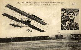 JEANIN - Aviones