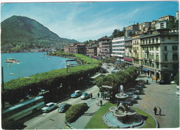Lugano: VW 1200 KÄFER/COX, CITROËN DS, FIAT 1100-103, 1500, AUTOBUS/COACH - S Salvatore - Toerisme