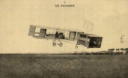 LE PAULHAN - Aviones