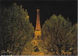 Paris - Tour Eiffel Illuminée - Eiffelturm