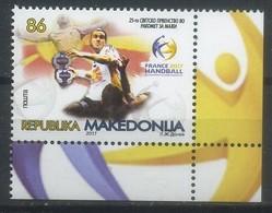 Macedonia 2017 Sport, Handball - Handbal