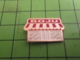 1214d Pin's Pins / Rare & De Belle Qualité : THEME MARQUES / BAR TABAC PRESSE LOTO BOJU - Markennamen