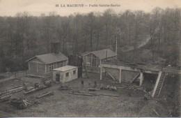 58 LA MACHINE   Puits Sainte-Barbe - La Machine