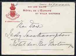 Great Britain 1907 Card From PRINCESS CHRISTIAN To The Lady Southampton Inviting Her To Share A Drive With Her... - Other