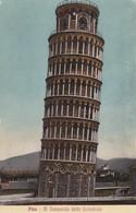 CARTOLINA - POSTCARD - PISA - IL CAMPANILE DELLA CATTEDRALE - Pisa