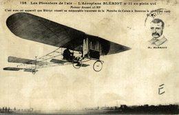 M. BLÉRIOT - Aviones