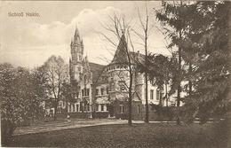 WÖRTERBUCH  --  Schloss Naklo - Pologne