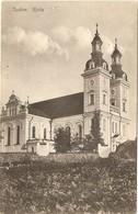 SZADOW  ---  Kirche - Polen