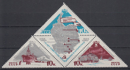 USSR - Michel - 1966 - Nr 3181/83 - MNH** - Unused Stamps