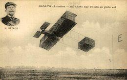 M.M'ETROT - Aviones
