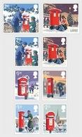 Groot-Brittannië / Great Britain - Postfris / MNH - Complete Set Kerstmis 2018 - 1952-.... (Elizabeth II)