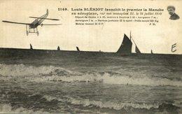 LOUIS BLÉRIOT - Aviones