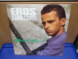 LP336- EROS RAMAZZOTTI - MUSICA è - Hit-Compilations