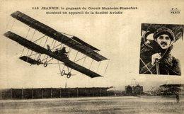 JEANNIN - Aviones