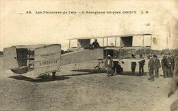 LES PIONNIERS DE L'AIR - Aviones