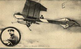 THOMAS, SUR MONOPLAN ANTOINETTE - Aviones