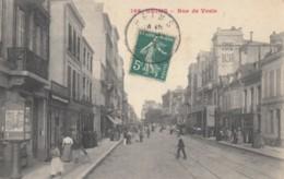 CPA - Reims - Rue Vesle - Reims
