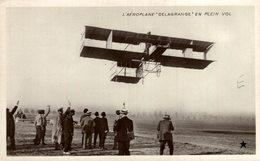 L'AEROPLANE DELAGRANGE - Aviones
