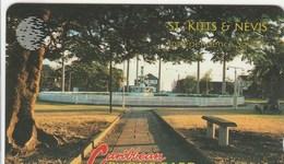 St. Kitts & Nevis - Independence Square - 6CSKB - Saint Kitts & Nevis