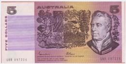 AUSTRALIE - 5 Dollars - Australia - De 1985 - Pick 44e - Emissions Gouvernementales Décimales 1966-...