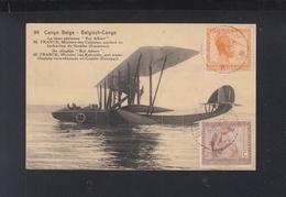 Belgisch-Kongo La Ligne Roi Albert Wasserflugzeug 1926 - 1919-1938