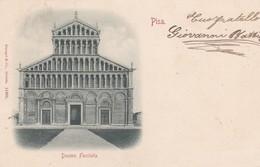 CARTOLINA - POSTCARD - PISA - DUOMO FACCIATA - Pisa