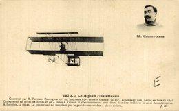 M. CHRISTIAENS - Aviones