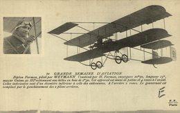 WEYMANN, BIPLAN FARMAN - Aviones