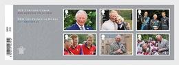 Groot-Brittannië / Great Britain - Postfris / MNH - Sheet 70e Verjaardag Prins Charles 2018 - Ongebruikt