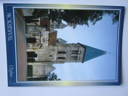 Environs De Pierrefonds. L'Eglise De Morienval. Mage M601.86 - France