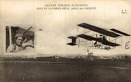 BIPLAN SANBHEZ-BESA - Aviones