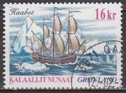 Bateaux - GROENLAND - Marine à Voile - Haabet - N° 363 - 2002 - Groenland