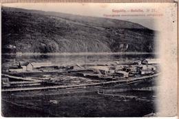 Russia -Empire- Gold Mining In Bodaibo Area, Lena River Reg. Scherer Red Edition 1903 - Russie