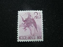 Timbres  Inde Néerlandaise  N°279* - Niederländisch-Indien