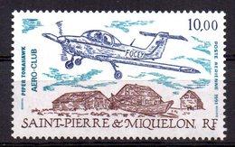 Sello Nº A-70  Saint Pierre Et Miquelon - Aéreo