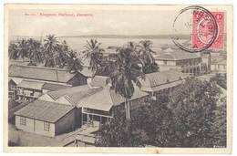 Cpa Jamaïque / Jamaica - Kingston Harbour - Jamaïque