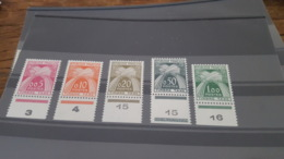 LOT 435020 TIMBRE DE FRANCE NEUF** LUXE - Postage Due